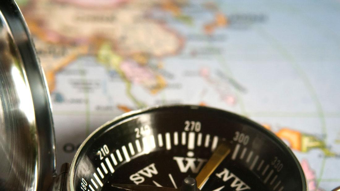 kompassmap